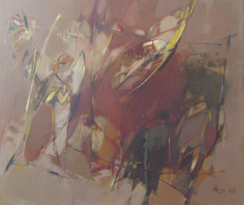Ashot Asatryan painting 001