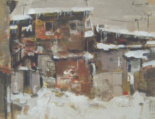 Ashot Asatryan painting 006