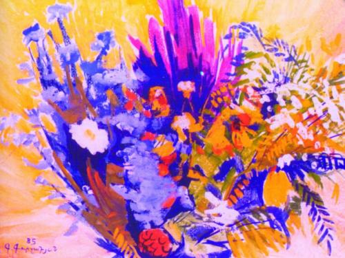 Grigor Gurzadyan painting 001