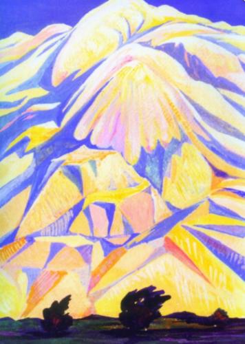 Grigor Gurzadyan painting 002
