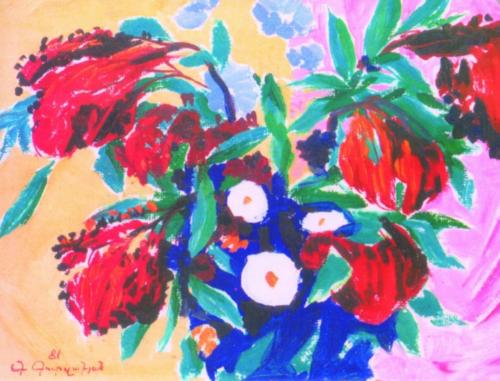 Grigor Gurzadyan painting 004