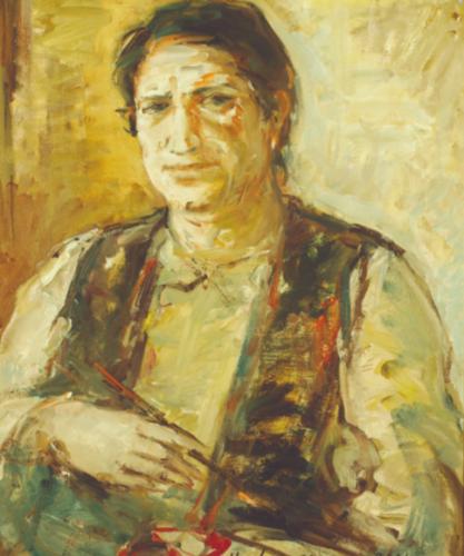 Hovhannes Harutyunyan painting 002