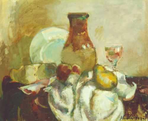 Hovhannes Harutyunyan painting 003