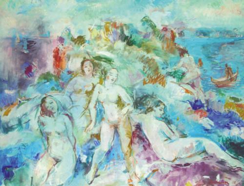Hovhannes Harutyunyan painting 004