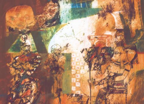 Nerses Melikyan painting 001