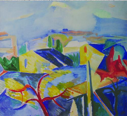 Paravon Mirzoyan painting 001
