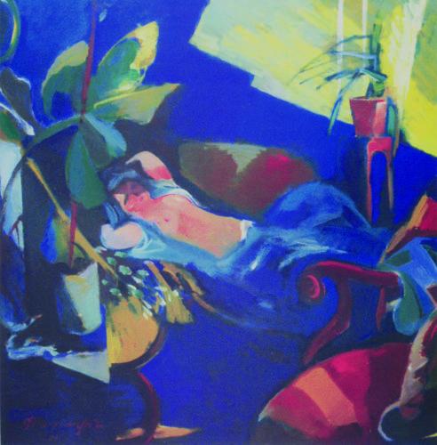 Paravon Mirzoyan painting 005