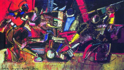 Varuzhan Vardanyan painting 004