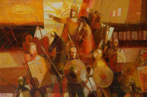 Vilik Zakaryan painting 005