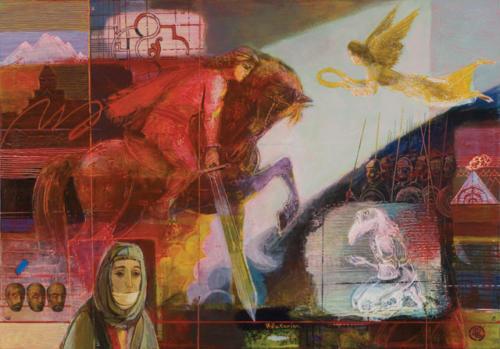 Vilik Zakaryan painting 006