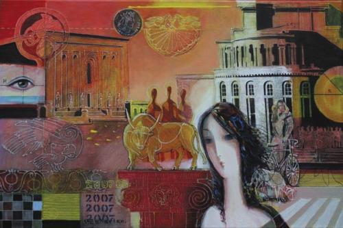 Vilik Zakaryan painting 008