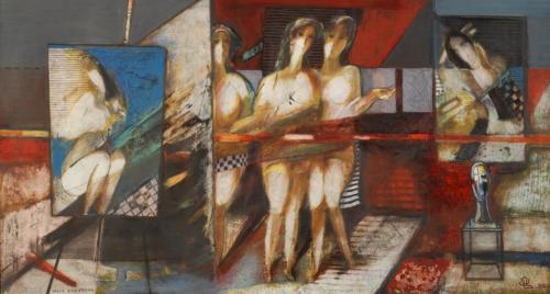 Vilik Zakaryan painting 011